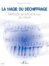 La Magie Du Déchiffrage + Livret LE CORRE Pascal laflutedepan.com