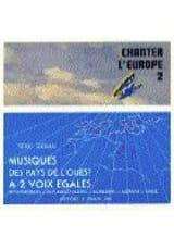 Chanter L'Europe 2 Partition Chœur - laflutedepan.com