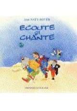 Ecoute et Chante - Jean Naty-Boyer - Partition - laflutedepan.com