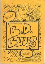 Eric Noyer - Bd Blues Version Big Band CD - Sheet Music - di-arezzo.com