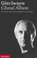 Choral Album - Giles Swayne - Partition - Chœur - laflutedepan.com