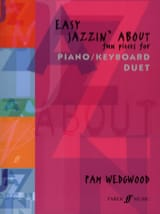 Easy Jazzin About Piano Duet. 4 Mains - laflutedepan.com