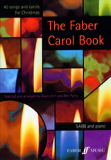 The Faber Carol Book Partition Chœur - laflutedepan.com