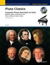 Piano Classics Partition Piano - laflutedepan.com