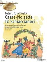 Le Casse-Noisette Opus 71. Piano TCHAIKOWSKY laflutedepan.com