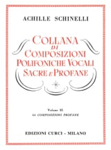 Collana Di Composizioni Polifoniche Vocali Volume 2 laflutedepan.com