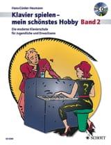 Klavierspielen Mein Schönstes Hobby Volume 2 - laflutedepan.com