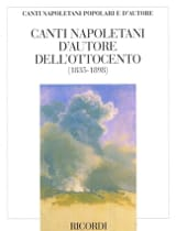 Canti Popolari E Popolareschi Partition Mélodies - laflutedepan.com