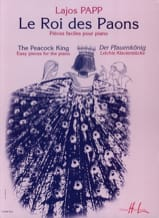 Lajos Papp - The King of Peacocks - Sheet Music - di-arezzo.com