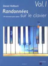 Randonnées sur le Clavier Volume 1 - laflutedepan.com