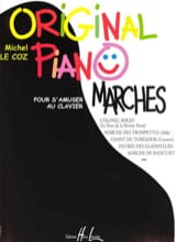 Coz Michel Le - Original Piano Marches - Partition - di-arezzo.fr