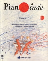 Pianolude - Volume 1 Partition Piano - laflutedepan.com