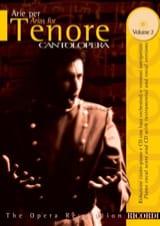 Arie Per Tenore Volume 2 Partition Opéras - laflutedepan.com