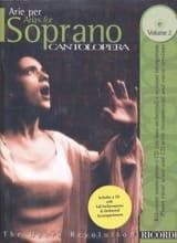 Arie Per Soprano Volume 2 - Partition - Opéras - laflutedepan.com