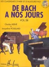 de Bach à nos Jours - Volume 5B DE BACH A NOS JOURS laflutedepan.com