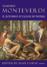 Claudio Monteverdi - Il Ritorno D'ulysse In Patria. - Partition - di-arezzo.fr