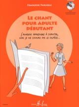 Le Chant pour adulte débutant - Françoise Parlebas - laflutedepan.com