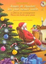 Jouez et Chantez les Plus Beaux Noëls Vol 2 laflutedepan.com