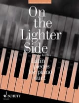 John Kember - On The Lighter Side (Latin Pieces) 4 Mains - Partition - di-arezzo.fr