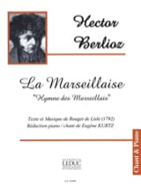 BERLIOZ - The Marseillaise - Sheet Music - di-arezzo.com
