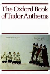 The Oxford Book Tudor Anthems Oxford Partition laflutedepan.com