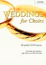 Wedding For Choirs Partition Chœur - laflutedepan.com