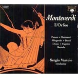 Claudio Monteverdi - The Orfeo - Sheet Music - di-arezzo.co.uk