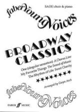 Broadway Classics Partition Chœur - laflutedepan.com
