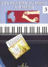 - Les Plaisirs Du Piano 4 Mains. Volume 3 - Partition - di-arezzo.fr