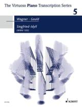 Wagner Richard / Gould Glenn - Siegfried-Idyll Wwv 103 - Partition - di-arezzo.fr