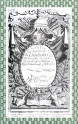 English Cantatas Johann Christoph Pepusch Partition laflutedepan.com