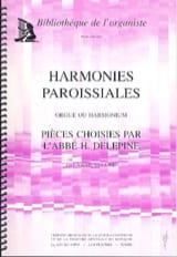 - Harmonies Paroissiales Volume 2 - Partition - di-arezzo.fr