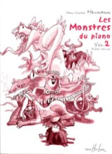 Les Monstres Du Piano Volume 2 Hans-Günter Heumann laflutedepan