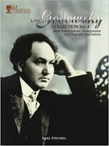 Leopold Godowsky - More Transcriptions, Arrangements And Original Compositions Vol 4 - Partition - di-arezzo.fr