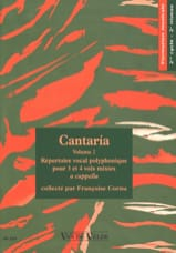 - Cantaria Volume 2 - Partition - di-arezzo.fr