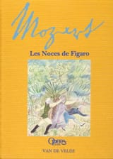 MOZART - The Marriage of Figaro Told to Children - Book - di-arezzo.co.uk