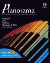 Pianorama 2B Partition Piano - laflutedepan.com