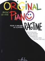 Coz Michel Le - Original Piano Ragtime - Partition - di-arezzo.fr