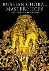 Russian Choral Masterpieces Partition Chœur - laflutedepan.com