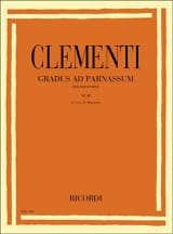 Muzio Clementi - Gradus Ad Parnassum Volume 3 - Sheet Music - di-arezzo.co.uk