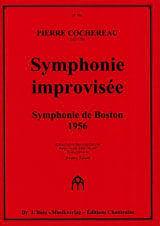 Pierre Cochereau - Symphonie Improvisée - Partition - di-arezzo.fr