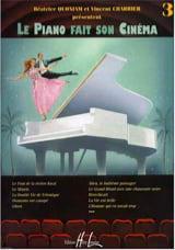 Le Piano Fait son Cinéma. Volume 3 Partition laflutedepan.com