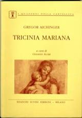 Tricinia Mariana Gregor Aichinger Partition Chœur - laflutedepan