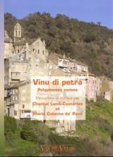 - Vinu Di Petra - Partition - di-arezzo.fr