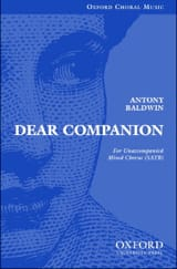 Baldwin - Dear Companion - Partition - di-arezzo.fr