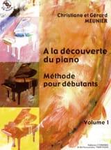 A la Découverte Du Piano Volume 1 laflutedepan.com