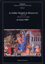 - The Vermeil Book of Montserrat - Sheet Music - di-arezzo.com