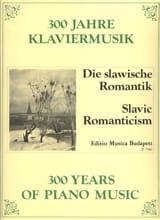 Musique Romantique Slave Partition Piano - laflutedepan.com