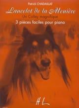 Patrick Chadaillat - Lancelot de la Menière - Partition - di-arezzo.fr