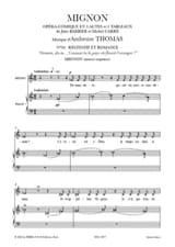 Ambroise Thomas - Do you know the country where the orange blossoms? Cute - Sheet Music - di-arezzo.com